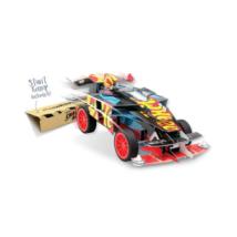Hot Wheels Winning Formula összeépíthető, hátrahúzós kisautó 1/32