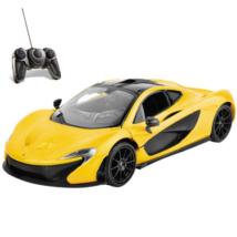 RC McLaren P1 sárga 1:14 távírányítós autó 40MHz
