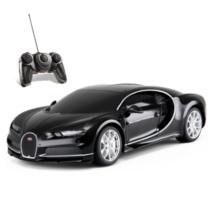 RC Bugatti Chiron távirányítós autó 1/14 fekete