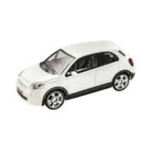 Fiat 500X fém autómodell 1/43 fehér