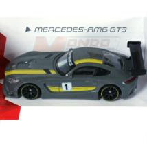 Super Fast Road: Mercedes-AMG GT3 fém autómodell 1/43