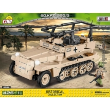 COBI 2526 II WW Sd. Kfz 250/3 (DAK)