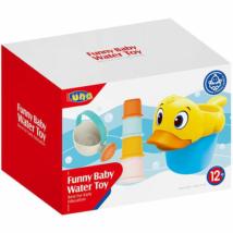 Funny Baby fürdőjáték 6db-os szett