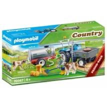 Playmobil 70367 - Tehenész Farmer
