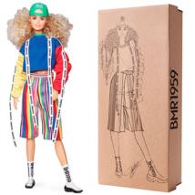 Barbie: Retro divatbaba BMR 1959