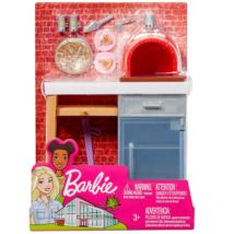 Barbie: Kerti kemence kiegészítőkkel