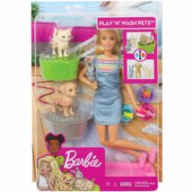 Barbie: Állatos napközi/ fürdő