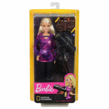Barbie: National Geopgraphic csillagász baba
