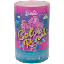 Barbie Color Reveal pizsiparty több mint 50 meglepetéssel