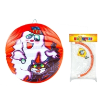 Halloween lampion 25 cm