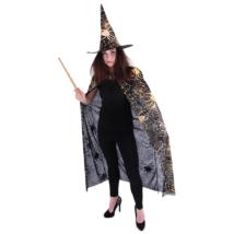 Boszorkány jelmez felnőtteknek