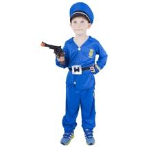 Rendőr jelmez méret: S