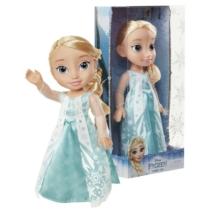 Jégvarázs Elsa baba
