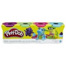Play-Doh: 4 darabos gyurma készlet