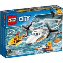 LEGO City 60164 - Tengeri mentőrepülőgép