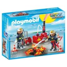 Playmobil 5397 - Reptéri tűzoltók