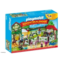 Playmobil 9262 - Adventi Kalendárium Lovarda