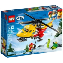 LEGO City 60179 - Mentőhelikopter