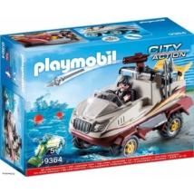 Playmobil 9364 - Speciális egység kétéltű járműve