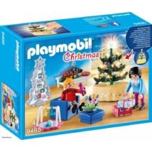 Playmobil 9495 - Karácsonyi szoba