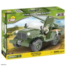 COBI 2387 - Small Army World War II  37 mm GMC M6 Fargo