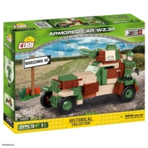 COBI 2393 - II WW Armored Car vz. 34