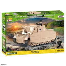 COBI 2514 - WW II Sd. Kfz. 166 Sturmpanzer IV Brummbär