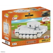 COBI 3016 - World of Tanks Nano Tank Leopard 1