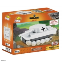 COBI 3019 - World of Tanks Nano Tank Panther