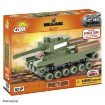 COBI 3026 - World of Tanks Nano IS2