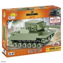 COBI 3027 - World of Tanks Nano M46 Patton