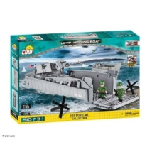 COBI 4813 - LCVP - Higgins Boat D-Day edition