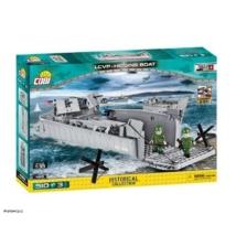 COBI 4813 - LCVP - Higgins Boat D-Day edition