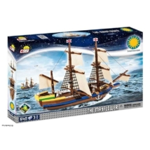 COBI 21077 - Smithsonian  Loď Mayflower
