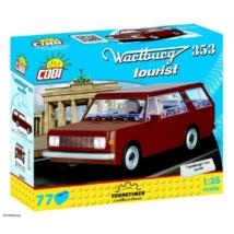 COBI 24543 - WARTBURG 353 Tourist 1:35