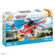 COBI 1473 - ACTION TOWN Tűzoltó helikopter