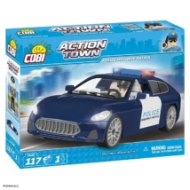 COBI 1548 - ACTION TOWN Autópálya rendőrség