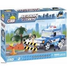 COBI 1562 - ACTION TOWN Rendőrségi autós üldözés