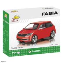 COBI 24570 Skoda Fabia model 2019, 1:35