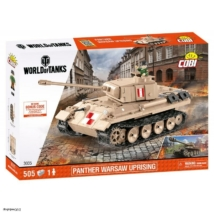 COBI 3035 - World of Tanks Panther V , Párduc Varsói felkelés