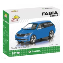 COBI 24571 - Skoda Fabia combi 1: 35