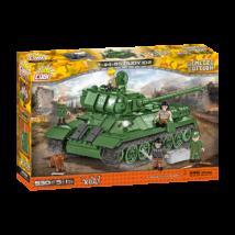 COBI 2524 - Tank T-34/85 Rudy 102 /Utolsó darab/