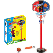 Kosárlabda állvány szett labdával 110 cm