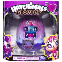 Hatchimals Glow Up Világító és pislogó figura tojásban