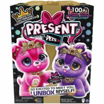 Present Pets: Sparkle Princess interaktív meglepetés kutyus - Spin Master