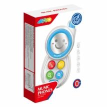Bayo: Gyerekjáték bébi telefon kék