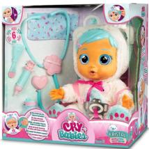Cry Babies interaktív könnyes baba-Kristal beteg