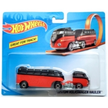 Hot Wheels custom Volkswagen hauler szállító /