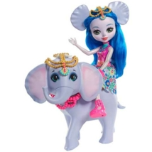 Enchantimals Ekaterina Elephant és Antic