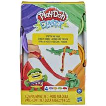 Play-Doh Elastix Állatos gyurma szett